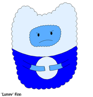 Lumpy Space Finn by TheArcticDemon