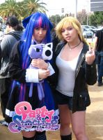 Panty and Stocking Rules by SakazakiYuri