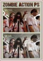 ZOMBIE Action Ps by Photos-Loutche