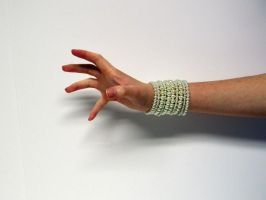 Hand with Pearls Stock11 by NoxieStock