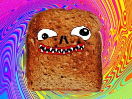 Lsd Toast by GlorySquid