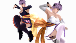 Ayane1077 by lcmbrniftycomNWNS