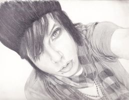 Andy Sixx by lizabethparent