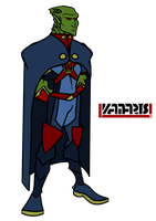 Martian Manhunter by Smuddger