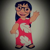 Lilo Hipster by TushistoriaS2