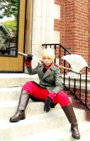 APH: Denmark cosplay by red-cluster