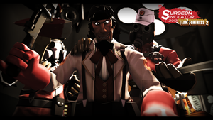 Worst Medic Ever!! by zimsd619