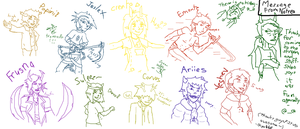 Fantroll Stream Results!!!! by TuliothePillbug