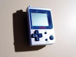 the worlds smallest gameboy by brujo