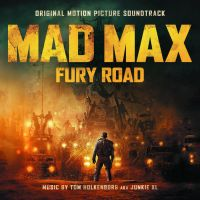Mad Max: Fury Road OST Custom Cover #5 by anakin022