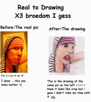 real to drawing-broedom i gess by xanimexartxloverx
