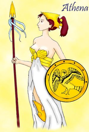 Athena Goddess of War