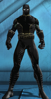 Black Panther (DC Universe Online) by Macgyver75