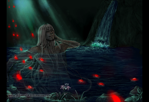 Water of Eternity by AdinaCh