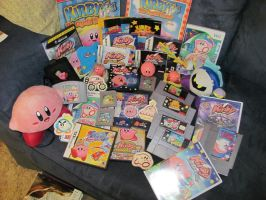 Kirby Collection by MarcusWilliams