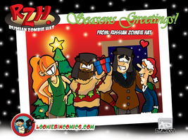 Yesterday's News: RZH Christmas Card 13' by Dylanio21