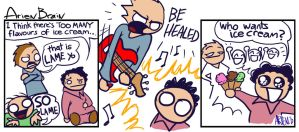 arien brain: healing the lame by therealarien