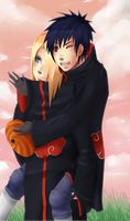 Piggyback for Tobi by MusicBento