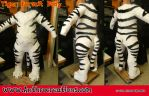 Tiger Body Commission Fursuit by AtalontheDeer