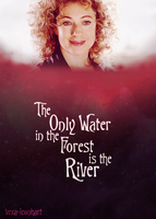 The Only Water in the Forest is the River by Vexa-Leonhart