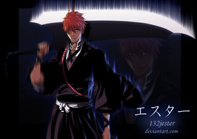 Ichigo Back | Bleach by 132Jester