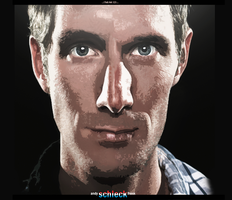 Andy-Frank Schleck by Toti-Gogeta