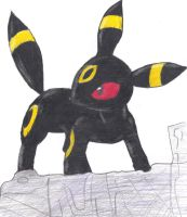 Umbreon by pie1313