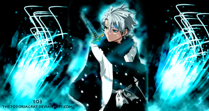 Toushiro Hitsugaya wallpaper by the103orjagrat
