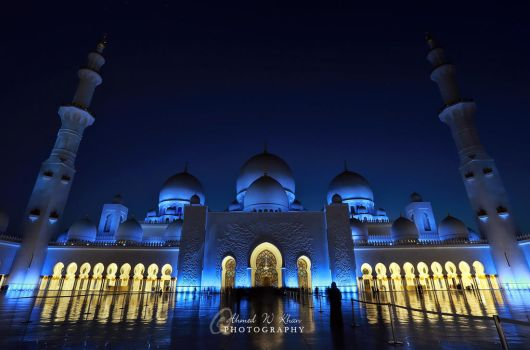 The domes by ahmedwkhan