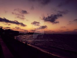 Sunset by omarmohsen