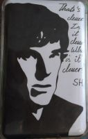 Clever SH iPod by BossHossBones