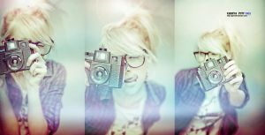 holga and me by PYFF