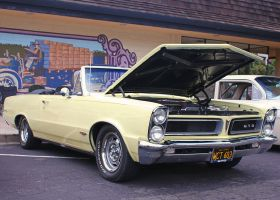 Topless GTO by StallionDesigns