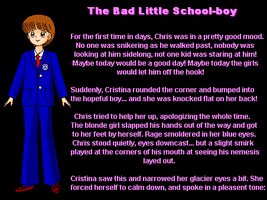 The Bad Little School-boy +009 by SissyDemi