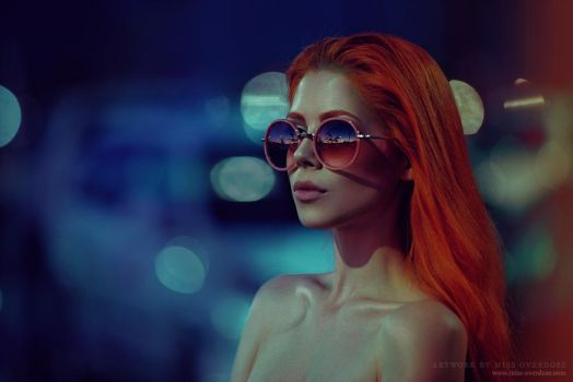 Sunset Starlet by Ophelia-Overdose