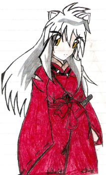 +.::Inuyasha::.+ by Darkchid