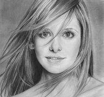 Sarah Michelle Gellar by phan-tom