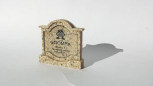 Tombstone Collection 2013: Goomba by ChinookCrafts