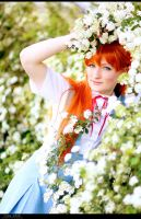 NGE - White Spring by aco-rea