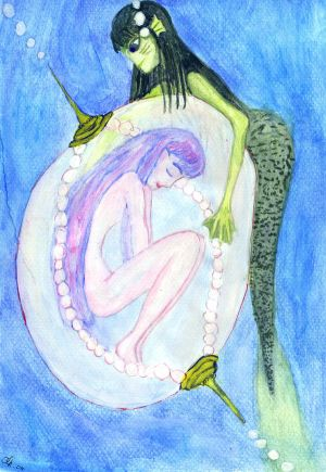 Birth of a Nereid