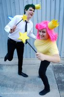 Fairly Odd Parents by kerryn-butterfly