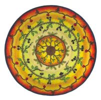 Mabon Mandala - Pagan Series by ChaoticatCreations