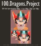 100.Dragons.Project by Zhiibe