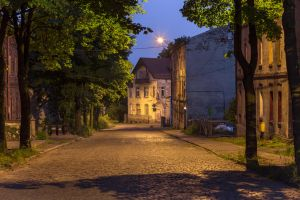 Zabrze by night 01 by RafalBigda