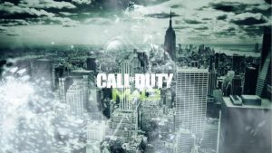MW3 background by TehZomba