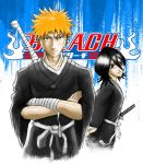 Bleach Ichi Rukia by MakingPicsSlowly