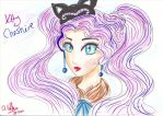 Ever after High Kitty Cheshire by RoX-Ann