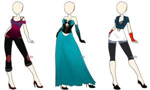 Custom Fashion 5 by Karijn-s-Basement