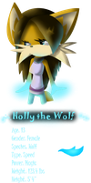 Holly info sheet by Anceldaria