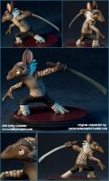 Warrior Tapir, 2 by emilySculpts
